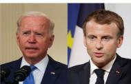 Venda de submarinos: Macron e Biden buscam restabelecer confiança