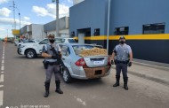 TOR flagra casal transportando droga em Bauru