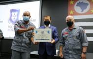Policiais nota 10 da região de Bauru são homenageados