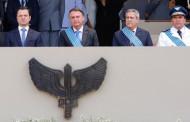 Presidente participa da comemoração do Dia do Aviador e da FAB