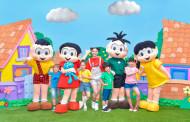 Programa da Turma da Mônica estreia na TV Japonesa - Mauricio TV