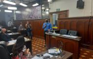 Novo chefe de Gabinete faz reunião e se apresenta aos vereadores.