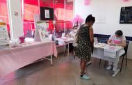 Mais de 100 mulheres são atendidas no 2º Dia Rosa
