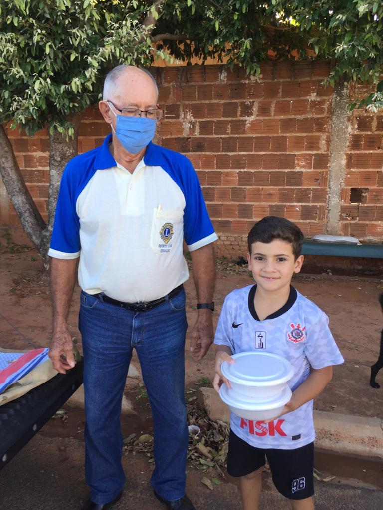 Lions de Pirajuí realiza 30º Prato Solidário para famílias carentes