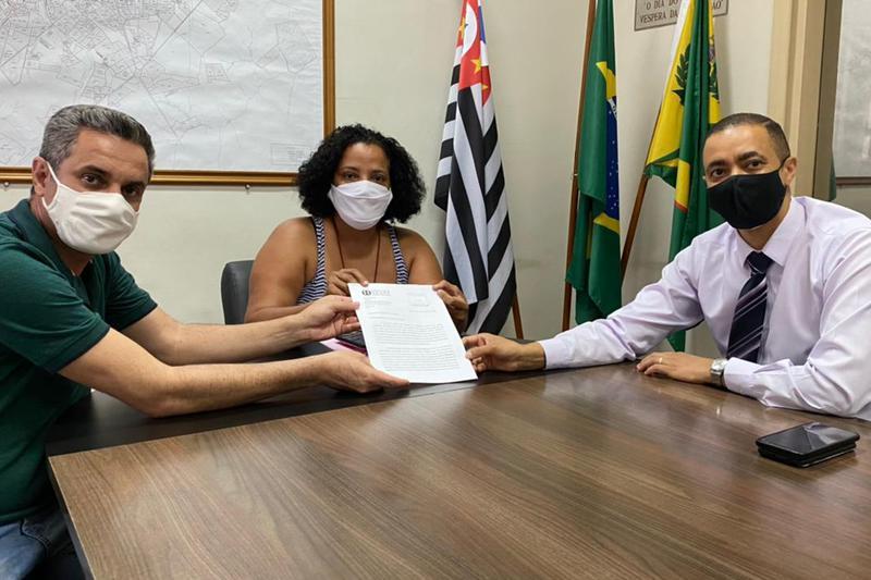 'Coalizão Negra Por Direitos' protocola junto à Câmara Municipal ofício que integra Ato Nacional