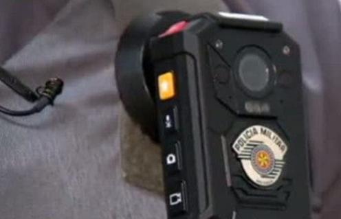Governo de SP adquire 2,5 mil novas câmeras corporais para a Polícia Militar