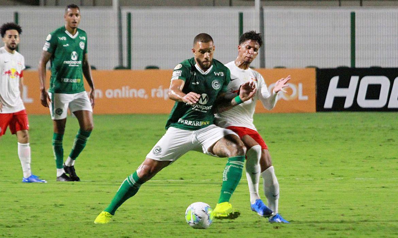 Goiás empata com Bragantino e está rebaixado à Série B pela sexta vez