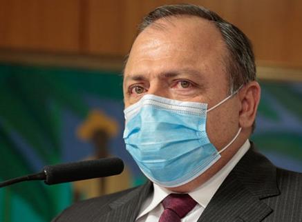 Ministro Eduardo Pazuello visita organizações de pesquisa em São Paulo nesta sexta-feira (26/02)