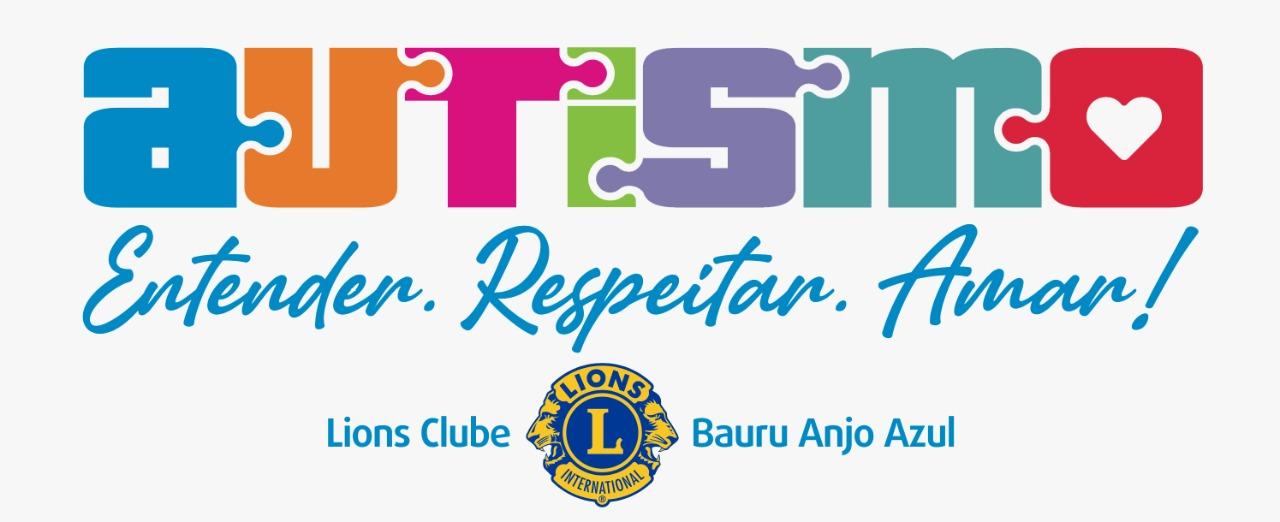 [Autismo] Lions Anjo Azul realizará Semana com palestras, debates e ações de conscientização