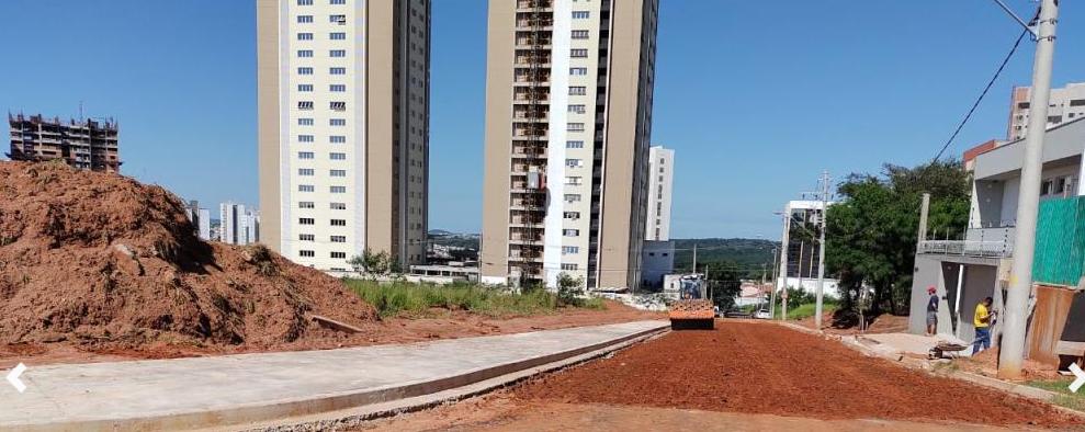 Prefeitura de Bauru pavimenta ruas da Vila Aviação