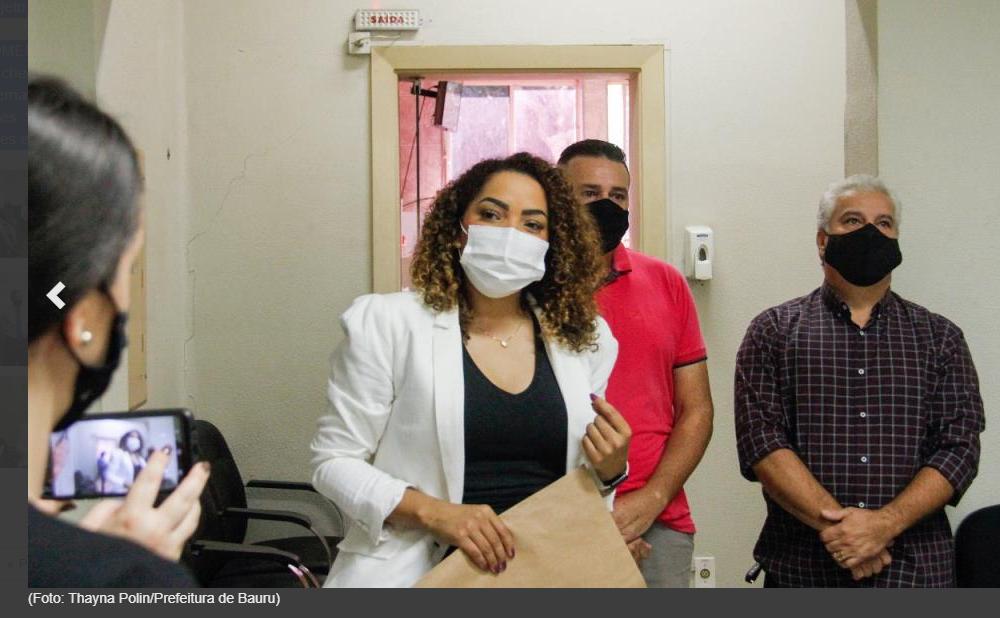 Prefeita Suellen segura regras de enfrentamento da pandemia até amanhã