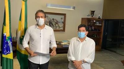 Governador Camilo Santana prorroga lockdown em todo o Ceará até 28/3