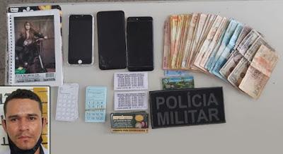 Colombiano é preso  sob acusação de crime de agiotagem