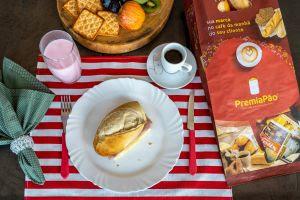 Publicidade em sacos de pão é alternativa de divulgação em meio a crise