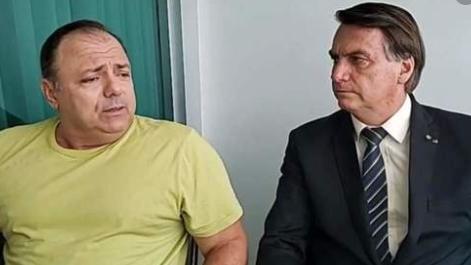 Pazuello admite falta de vacinas e país tem recorde de mortes