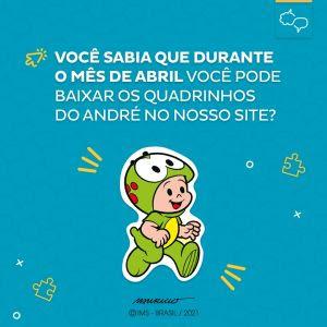 Instituto Mauricio de Sousa (IMS) ressalta a importância de falar sobre autismo