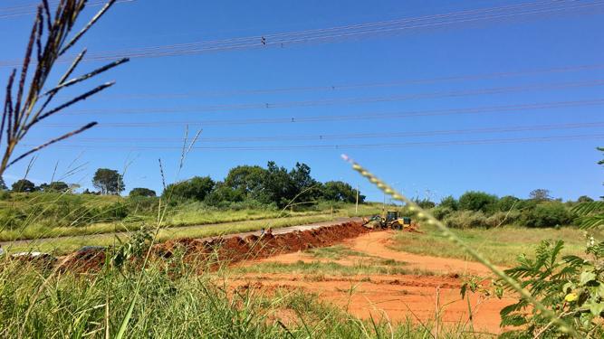 Prefeitura de Bauru bloqueia acessos para a lagoa da Quinta da Bela Olinda