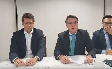 Plano de desmatamento ilegal do Brasil vai custar US$ 1 bi, diz Ministro RicardoSalles, do Meio Ambiente