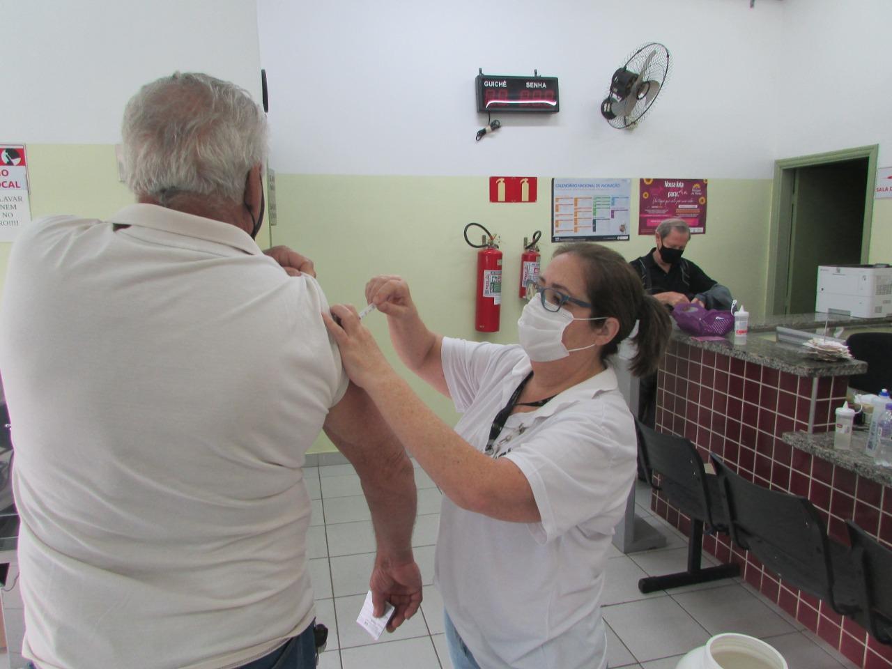 Secretaria de Saúde conclui mais um sábado de vacinação em Bauru
