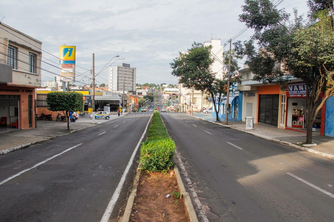 ViaRondon libera o tráfego de veículos pelo viaduto da avenida Duque de Caxias em Bauru
