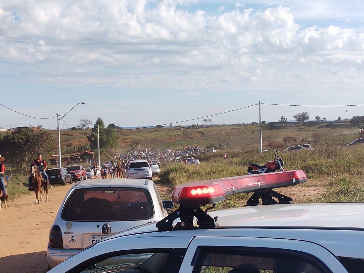 Fiscais da Prefeitura de Bauru encerram evento com aglomeração no Bauru XVI