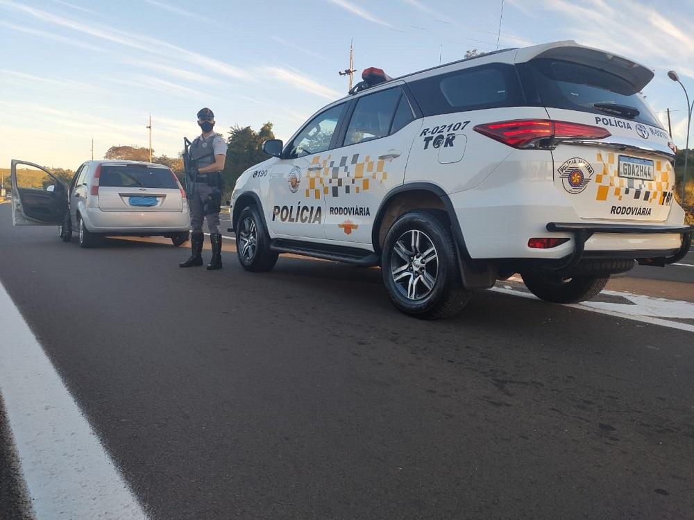Tático Ostensivo Rodoviário detém homem que transportava 23 tijolos de crack