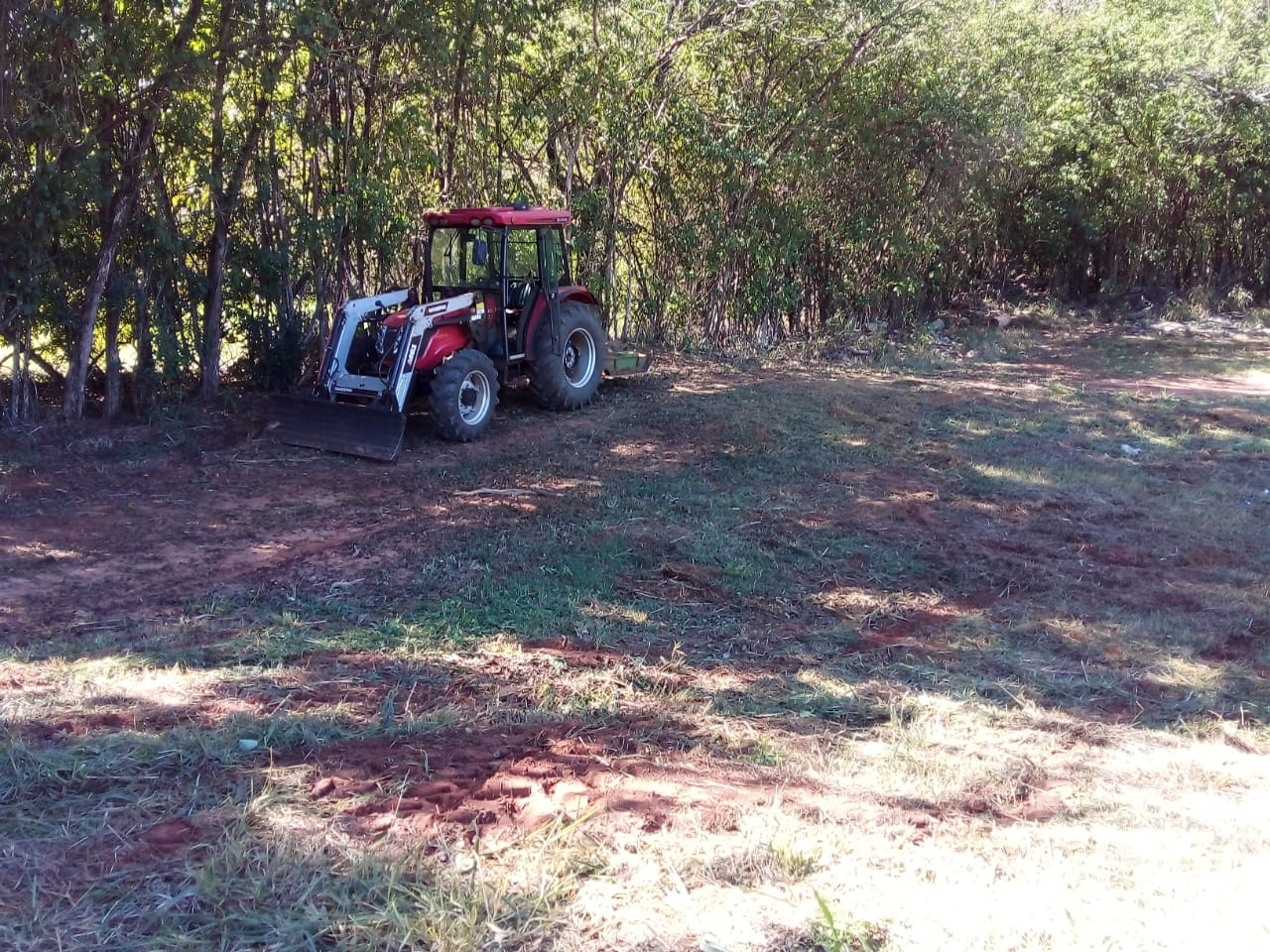Secretaria Municipal de Agricultura divulga prestação de serviços mecanizados para os agricultores