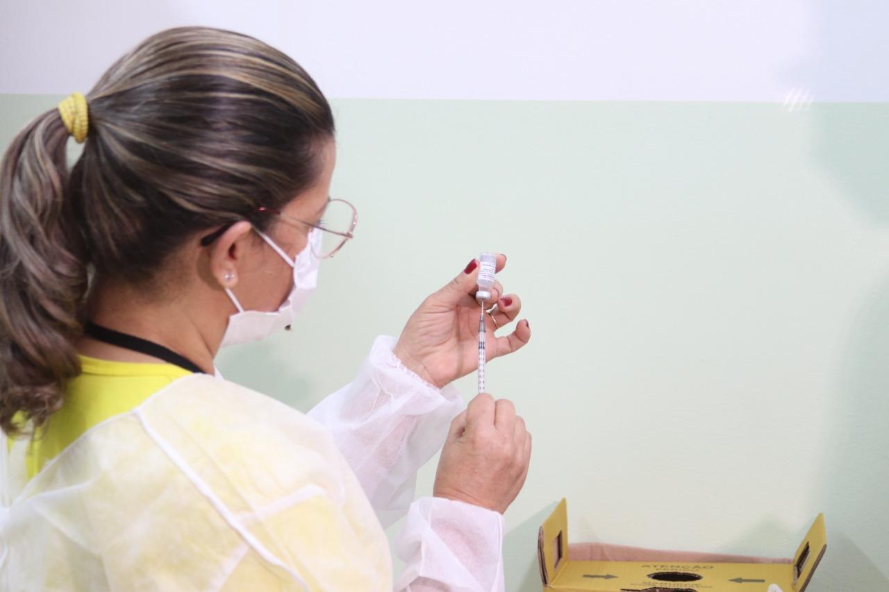Bauru ultrapassa a marca de 200 mil vacinas de primeira dose da Covid-19 já aplicadas