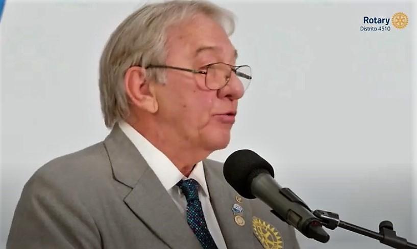Governador Engenheiro Carlos Adão Biella, do Rotary Club de Bauru-Parque das Nações, seleciona integrantes para Comissão de T&I do Distrito 4510