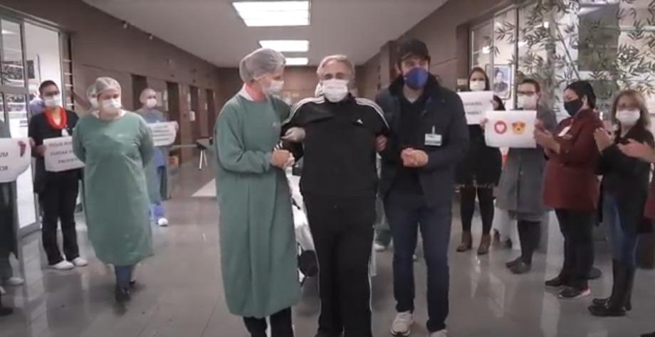 Dia Nacional da Saúde (5): Hospital chega a 2 mil vidas salvas da covid desde início da pandemia