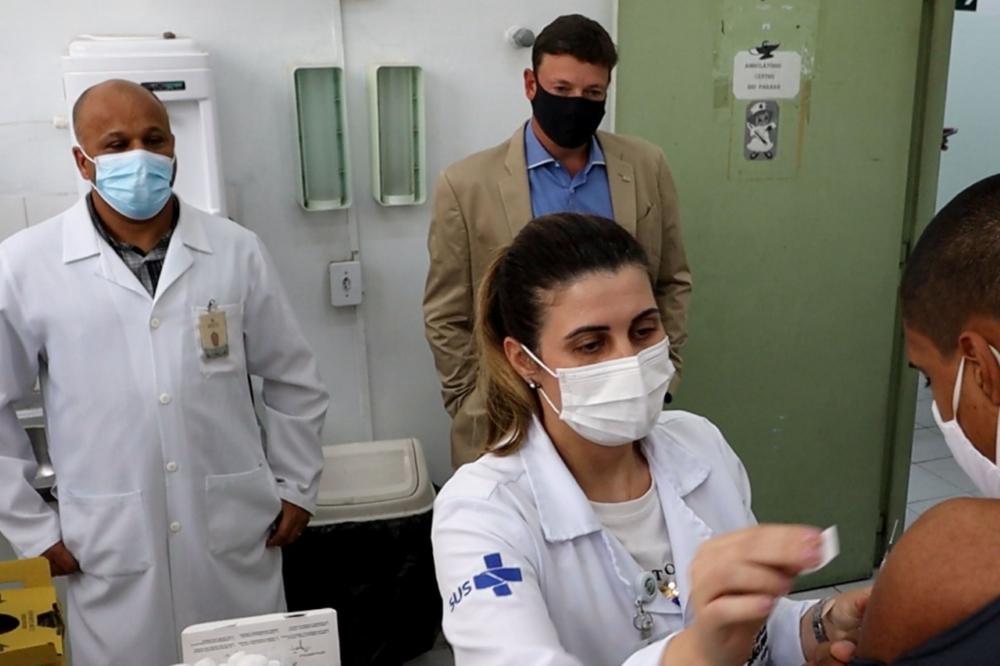 Mais de 1,3 mil adolescentes da Fundação CASA na capital serão vacinados contra a Covid-19