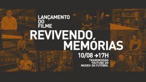 Museu do Futebol lança documentário sobre o Revivendo Memórias, projeto que atende público 60+ e pessoas com Alzheimer