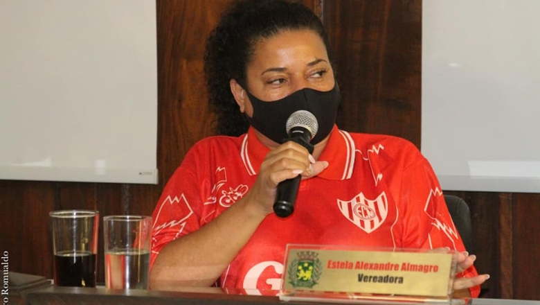 Toda solidariedade à vereadora Estela Almagro, agredida de forma bárbara