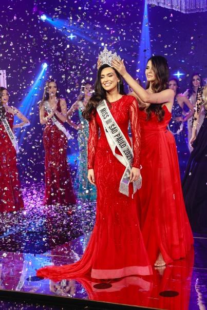 Representante de Jaú ganha o título de Miss Universo S. Paulo