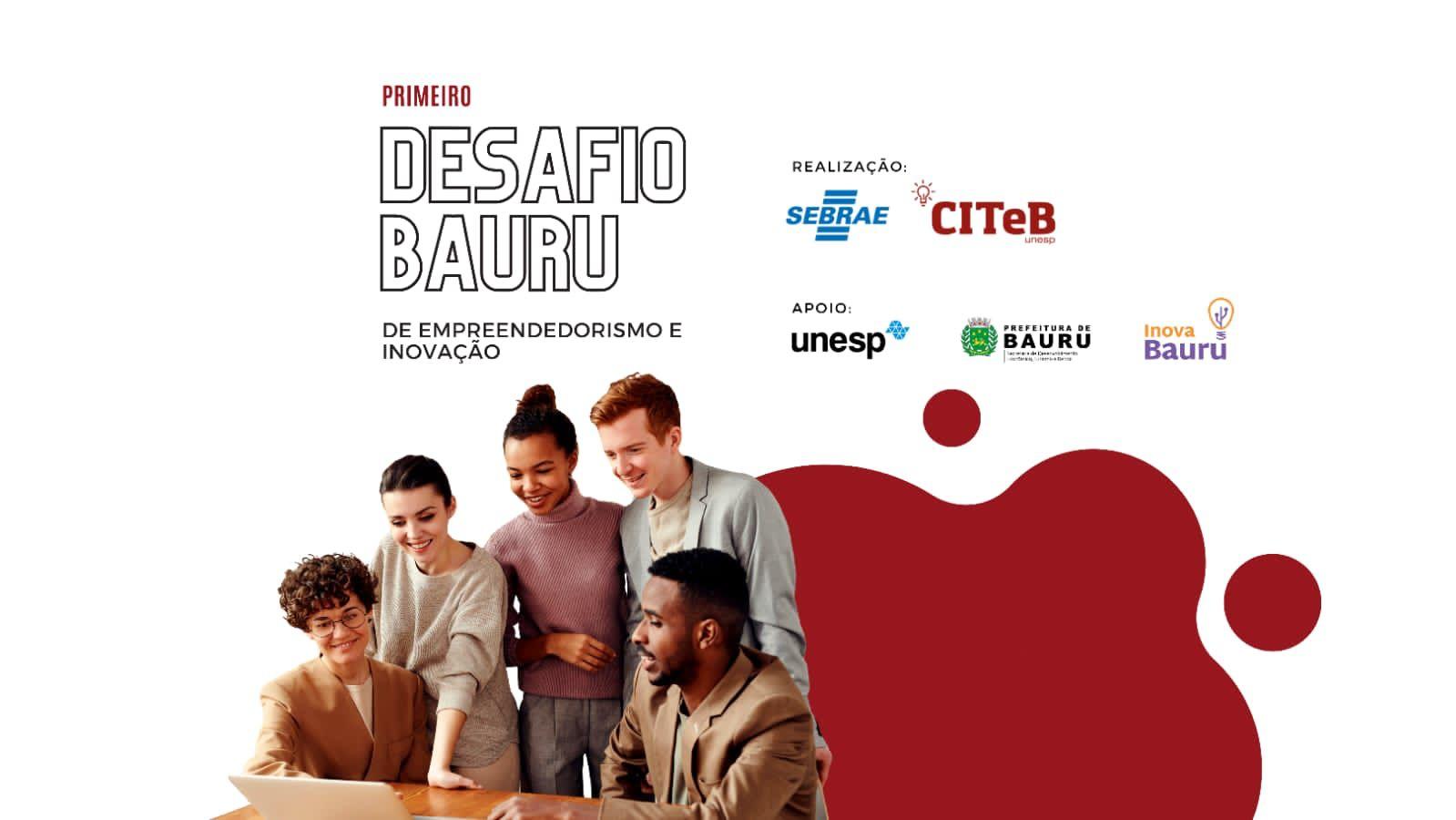Sedecon, por meio do Inova Bauru, apoia programa do CITeB que visa fornecer mentorias de projetos
